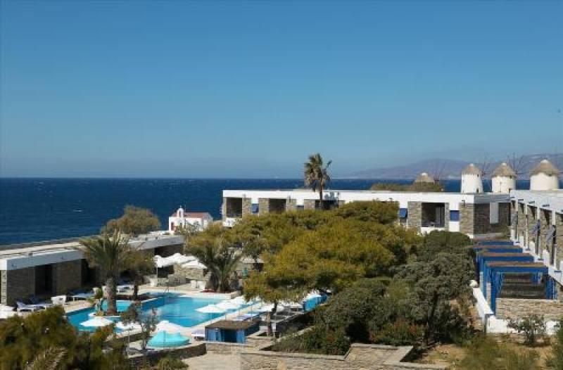 Hotel Mykonos Theoxenia - Mykonos stad - Mykonos